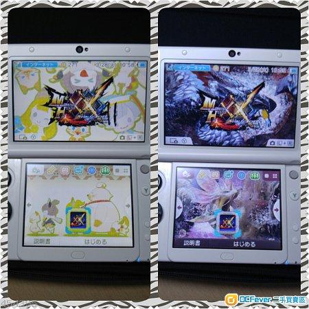 【全場惟一過300好評!從無磚機!】[最新B9S破解]賣全新日版New 3DSLL【玩到最新:龍珠終極任務X/漢化版MHXX,可和正版聯網】