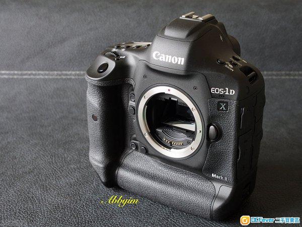 近全新Canon1DX2 mark II 行貨138快門送萬元配件,另售 EF300mm f2.8 IS L II 可換1DX/5D4/D5