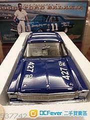 99% New 1965 Ford Galaxie Blue