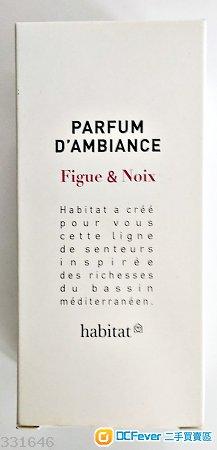 Habitat 限量版香水