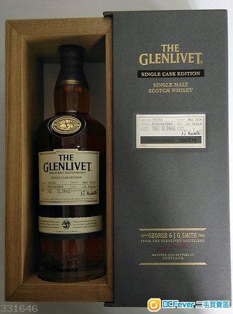 The Glenlivet Blethermen Single Cask Edition Scotch Whisky