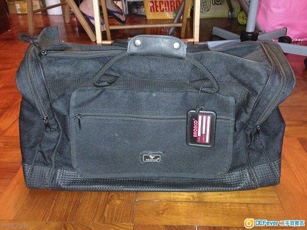 Travel bag 膠底--used 搬屋