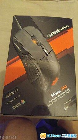 Rival 700 光學滑鼠SteelSeries