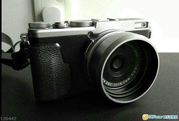 Fujifilm x70 not rx100