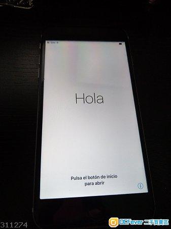IPHONE 6S PLUS 64GB 9成新 太空灰