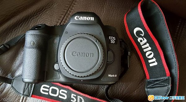 Canon EOS 5D Mark III Body 5D3 5D4