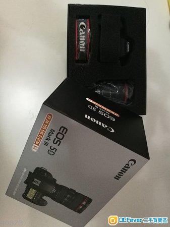 全新 CANON 5D Mark III 5D3 with 24-105mm f4L IS 8GB USB 模型