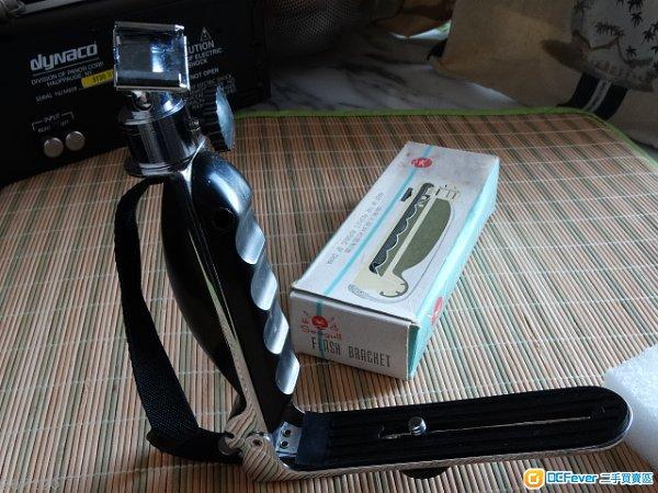 海鷗相機閃燈手柄(全新懷舊實用) $120