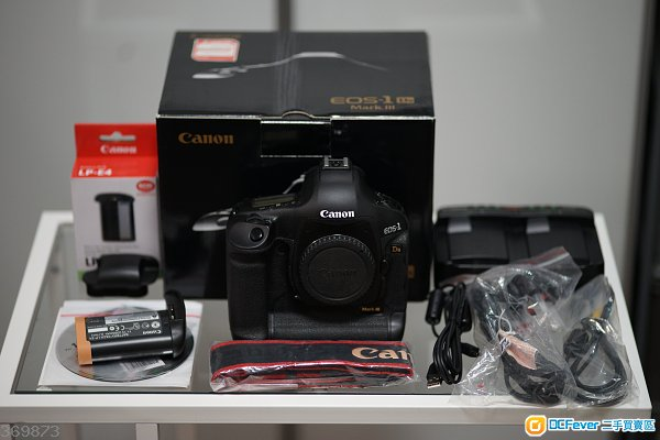 Canon 1Ds III Mark III 快門數少 (not 1DX, 6D, 5D Mark III, Mark IV)