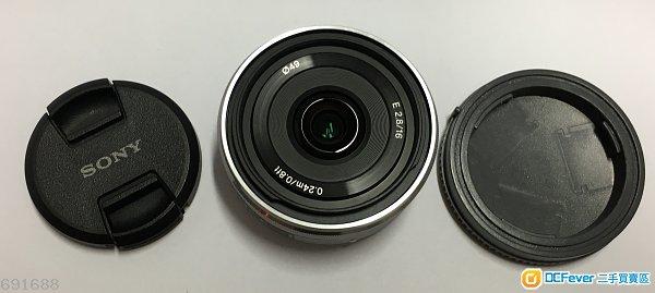 SONY SEL16F28 (16mm f/2.8) LENS 淨鏡
