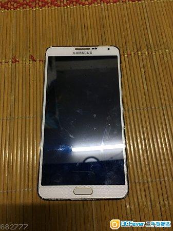 Samsung 三星Note3  7成新