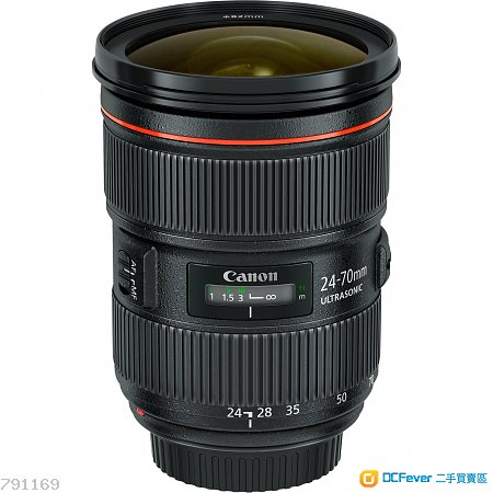 出售 租 Canon 16-35mm 24-70mm 24-105mm