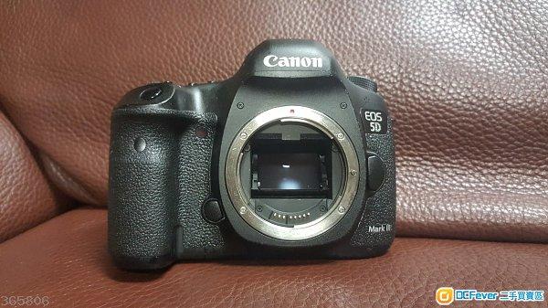 Canon EOS 5d Mark III + Speedlite 580 EX II 連1電1义