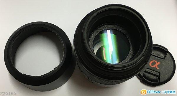 SONY SAL100M28 (100mm Macro f/2.8) LENS 淨鏡
