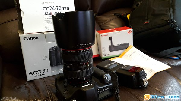 Canon EF 24-70 f/2.8L USM