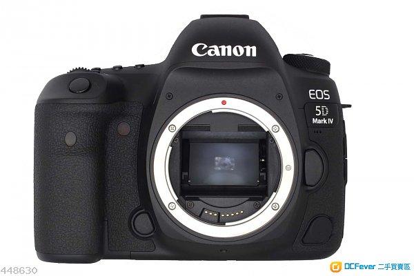 99新Canon 5D MarkIV 5D4,5個月行貨,7千配件,600EX,24-70F2.8II70-200IS可換EOSR/A7R