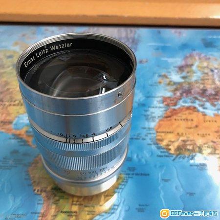 Leica 85 / 1.5 Summarex 合 a7 系列