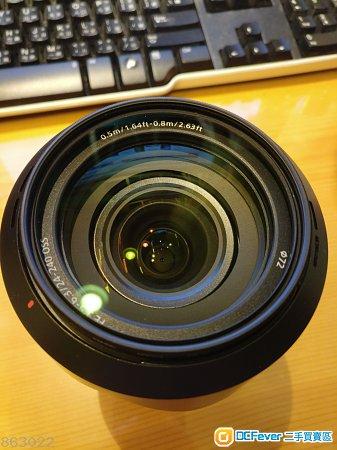 Sony 10x天涯鏡 FE 24-240 3.5-6.3 旅行必備 可補錢換SEL2470Z (a7) (SEL24240)