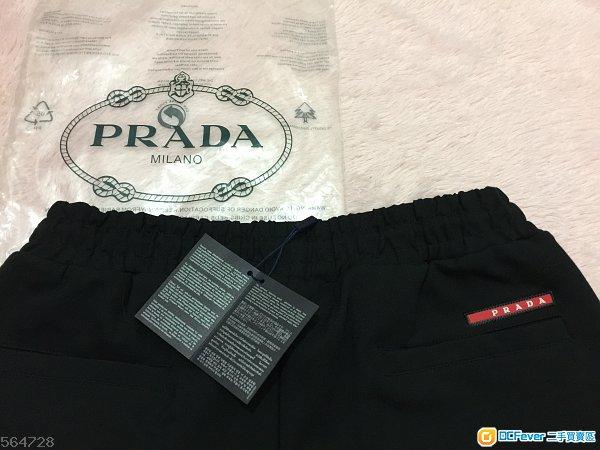 全新Prada 休閒褲