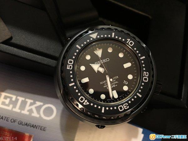 Seiko 精工 sbdx013 tuna 帝皇吞拿 (not Rolex omega panerai)