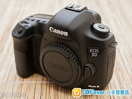 Canon 5D Mark III Body (9成新)