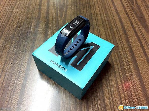 全新 深海藍色 - MAMBO2 樂心手環