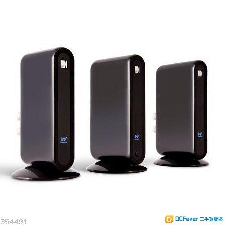 全新 KEF Wireless System 喇叭無線傳輸系統