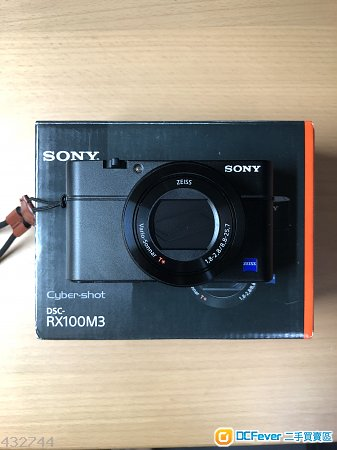 Sony RX100M3 99%New