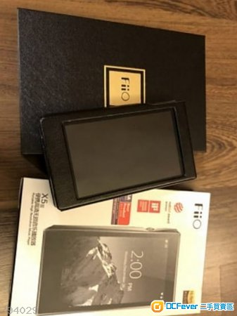 售:FiiO X5 III (全套齊有單)
