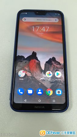 Nokia X6 Android One版 (4GB RAM, 64GB RO