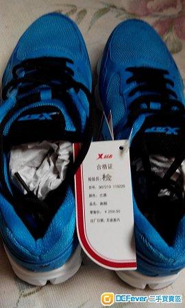 Xstep 波鞋EUR 43
