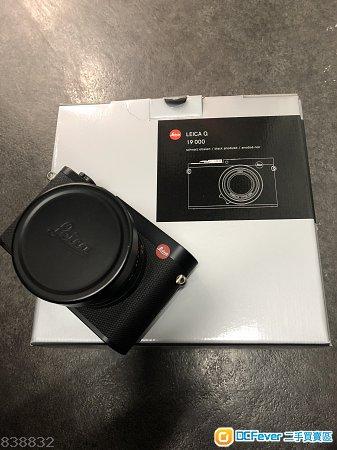 完美新浄 全套有盒 Leica Q