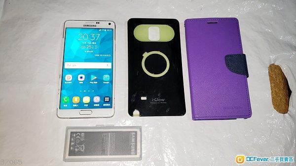 Samsung note 4 單卡 32G