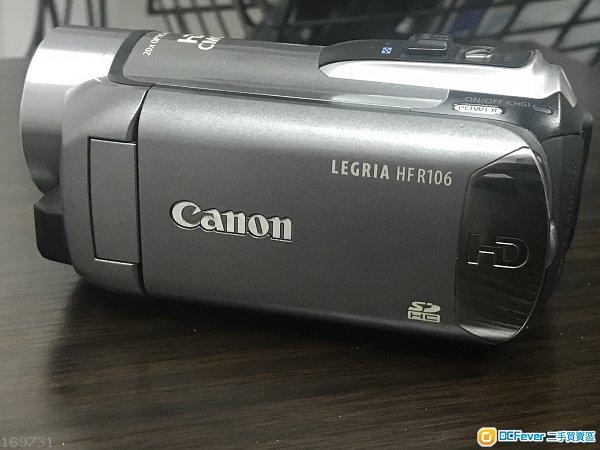 Canon LEGRIA HF R106 HD