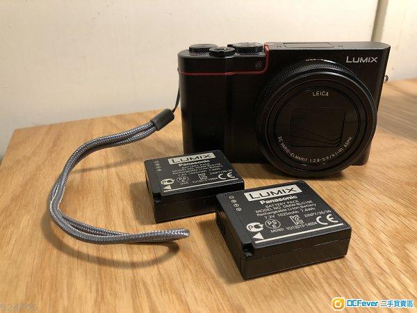 放(水貨) Panasonic Lumix DMC-ZS110 / TZ100 / TX1 黑紅配色