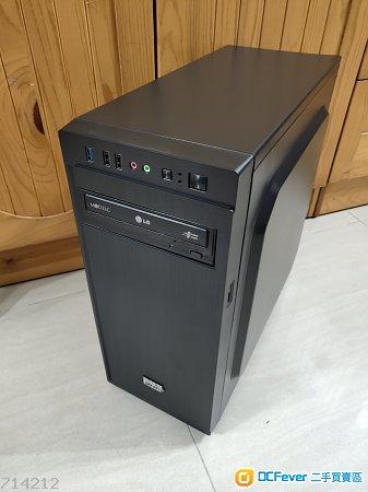 即買即用高效能i7電腦 Intel Core i7-2600 ,8G ram, GTX 750顯示咭,1TB HDD