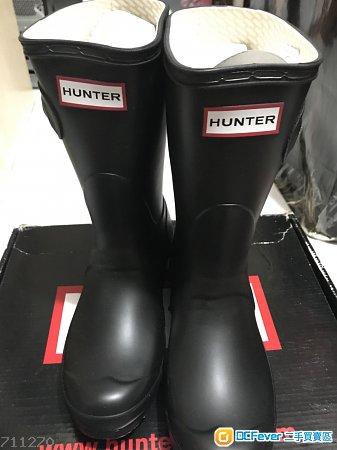 出售全新Hunter女裝雨靴Size EU35/36 UK3 售$350