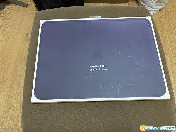 MacBook Pro 13-inch 皮套 leather sleeve