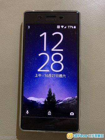 Sony Xperia x 3+32 黑色 單卡 98%新