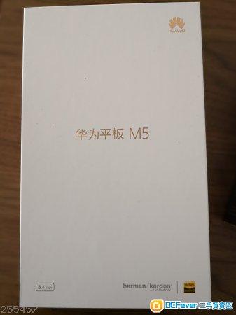 華為 Huawei M5 8.4 平板電腦 4G LTE 新淨 有貼有套有盒