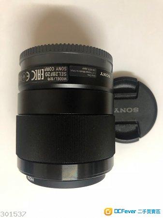 90% NEW 行貨 Sony FE 28mm F2 E-mount