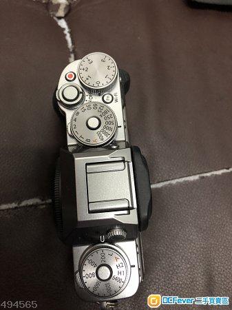 全套有盒行貨 銀色 Fujifilm XT1 X-T1 Silver