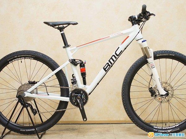 BMC (ビーエムシー) SE27 APS Shimano Deore 瑞士名牌 軟架 2x10速 爬山車  已陳列品價錢出售