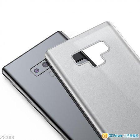 全新 ★★★三星★★★ SAMSUNG Galaxy Note 9 專用背殼 - 磨砂防指紋透明