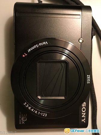 Sony WX500 black