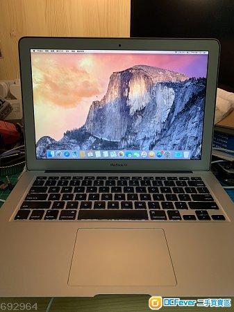 Macbook Air 13 i5 4GB 128GB SSD 2011