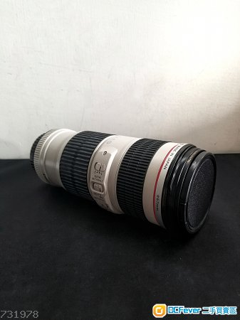 Canon EF70-200mm F4 IS USM 90%新