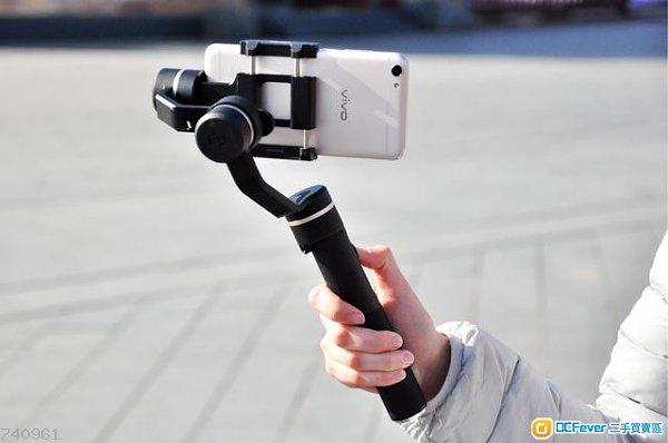 飛宇科技SPG手機穩定器,手機視頻拍攝的神器!