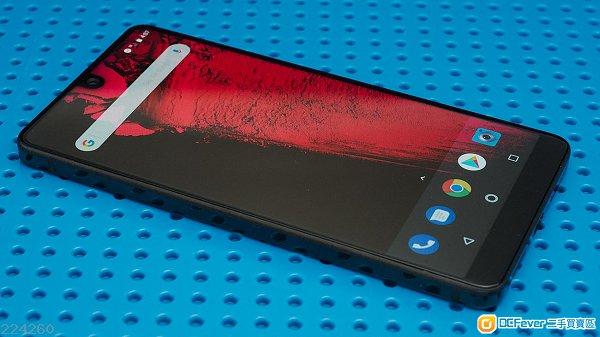 Essential Phone (Essential PH-1) 黑色