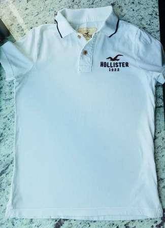 Hollister Polo shirt tee fred perry jack wills aape zara